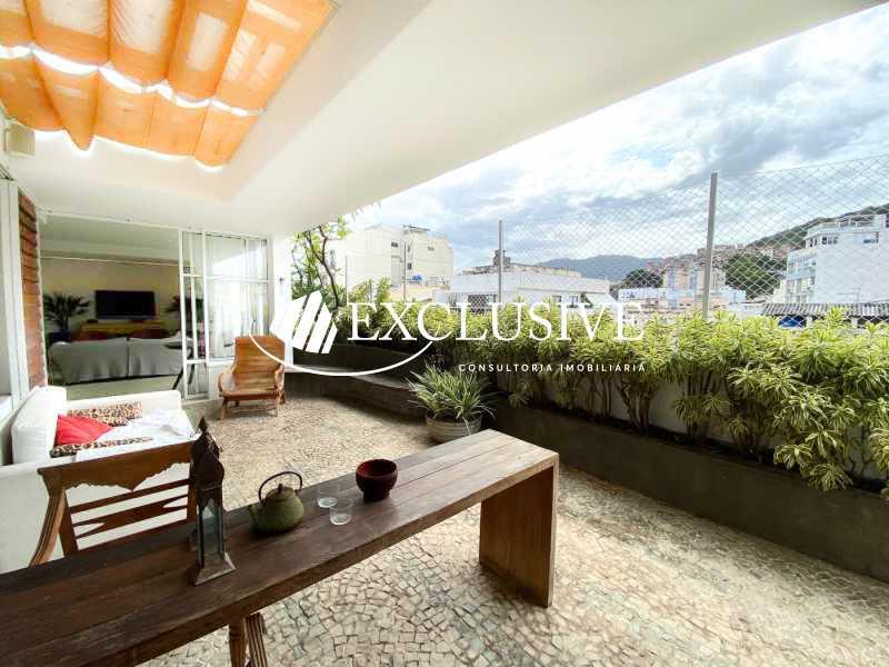 411_G1617659842 - Cobertura para venda e aluguel Avenida Rainha Elizabeth da Bélgica,Ipanema, Rio de Janeiro - R$ 3.200.000 - COB0243 - 8