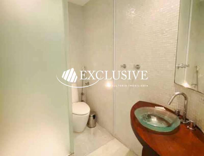 411_G1617659858 - Cobertura para venda e aluguel Avenida Rainha Elizabeth da Bélgica,Ipanema, Rio de Janeiro - R$ 3.200.000 - COB0243 - 20