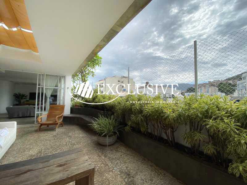 411_G1617659893 - Cobertura para venda e aluguel Avenida Rainha Elizabeth da Bélgica,Ipanema, Rio de Janeiro - R$ 3.200.000 - COB0243 - 10