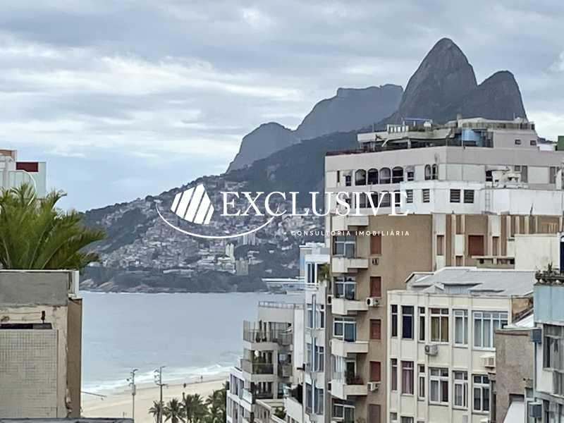 411_G1617660054 - Cobertura para venda e aluguel Avenida Rainha Elizabeth da Bélgica,Ipanema, Rio de Janeiro - R$ 3.200.000 - COB0243 - 4