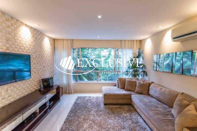 A - Apartamento à venda Rua J. Carlos,Jardim Botânico, Rio de Janeiro - R$ 1.890.000 - SL3934 - 1