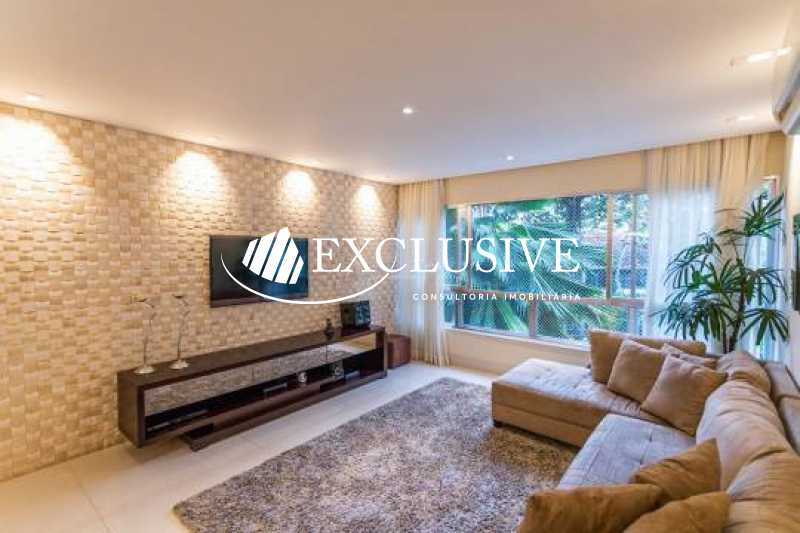 B - Apartamento à venda Rua J. Carlos,Jardim Botânico, Rio de Janeiro - R$ 1.890.000 - SL3934 - 3