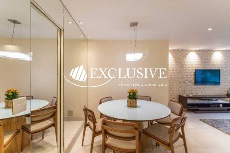 C - Apartamento à venda Rua J. Carlos,Jardim Botânico, Rio de Janeiro - R$ 1.890.000 - SL3934 - 4