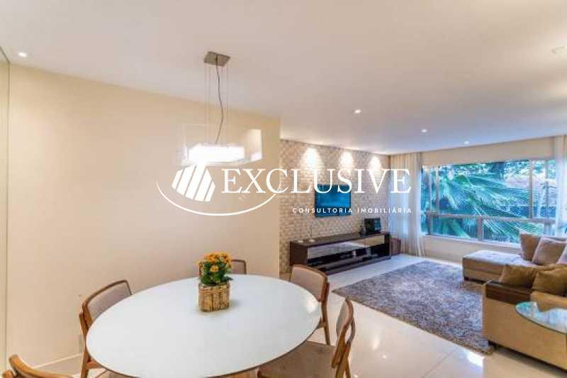 D - Apartamento à venda Rua J. Carlos,Jardim Botânico, Rio de Janeiro - R$ 1.890.000 - SL3934 - 5