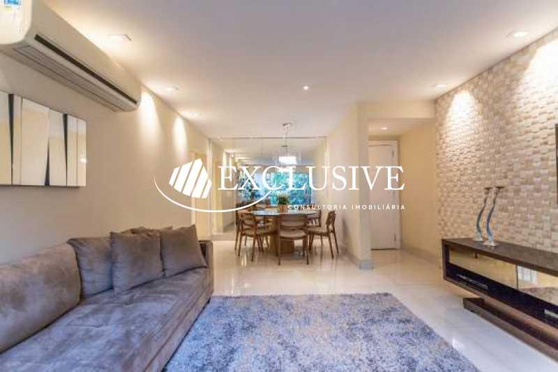 E - Apartamento à venda Rua J. Carlos,Jardim Botânico, Rio de Janeiro - R$ 1.890.000 - SL3934 - 6
