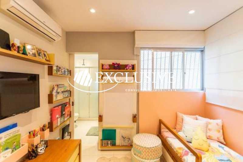 J - Apartamento à venda Rua J. Carlos,Jardim Botânico, Rio de Janeiro - R$ 1.890.000 - SL3934 - 11