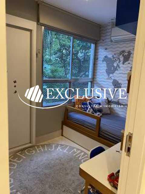 14 - Apartamento à venda Rua J. Carlos,Jardim Botânico, Rio de Janeiro - R$ 1.890.000 - SL3934 - 16