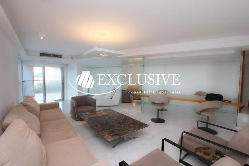 IMG_1297 - Apartamento para alugar Avenida Vieira Souto,Ipanema, Rio de Janeiro - R$ 26.000 - LOC3300 - 4