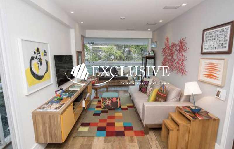 1 - Apartamento à venda Avenida Lineu de Paula Machado,Jardim Botânico, Rio de Janeiro - R$ 2.085.000 - SL3936 - 1