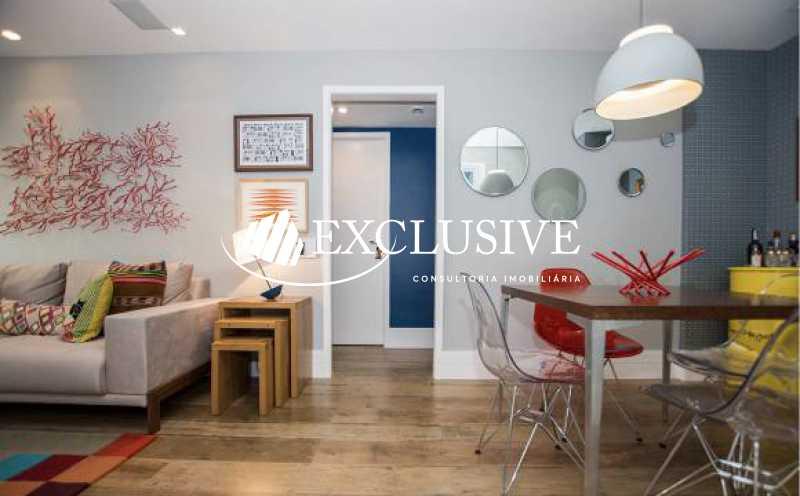 4 - Apartamento à venda Avenida Lineu de Paula Machado,Jardim Botânico, Rio de Janeiro - R$ 2.085.000 - SL3936 - 4