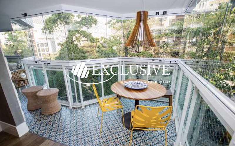 5 - Apartamento à venda Avenida Lineu de Paula Machado,Jardim Botânico, Rio de Janeiro - R$ 2.085.000 - SL3936 - 3