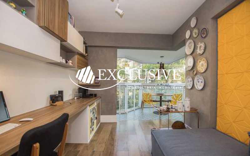 6 - Apartamento à venda Avenida Lineu de Paula Machado,Jardim Botânico, Rio de Janeiro - R$ 2.085.000 - SL3936 - 5