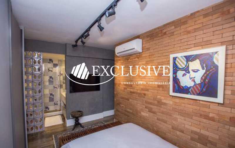 9 - Apartamento à venda Avenida Lineu de Paula Machado,Jardim Botânico, Rio de Janeiro - R$ 2.085.000 - SL3936 - 9