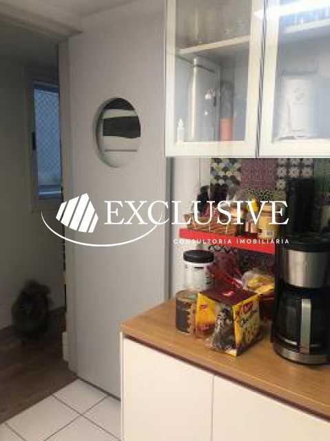 13 - Apartamento à venda Avenida Lineu de Paula Machado,Jardim Botânico, Rio de Janeiro - R$ 2.085.000 - SL3936 - 14
