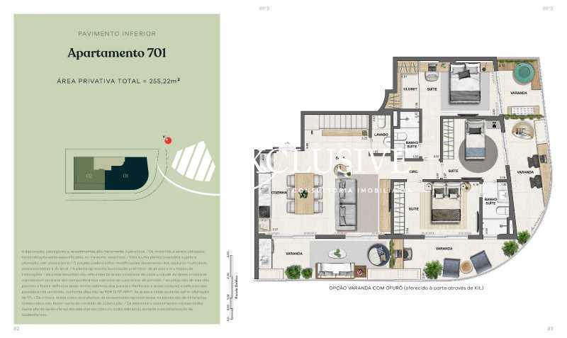 20201204014957-book_flora0042_ - Apartamento à venda Rua Jardim Botânico,Jardim Botânico, Rio de Janeiro - R$ 1.344.434 - SL21096 - 20