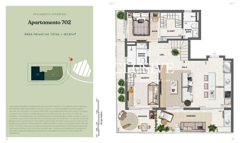 20201204015001-book_flora0044_ - Apartamento à venda Rua Jardim Botânico,Jardim Botânico, Rio de Janeiro - R$ 1.344.434 - SL21096 - 23