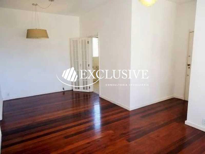 3 - Apartamento à venda Rua General Rabelo,Gávea, Rio de Janeiro - R$ 1.200.000 - SL21097 - 4