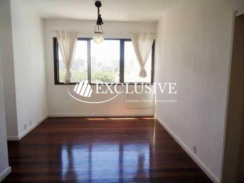 4 - Apartamento à venda Rua General Rabelo,Gávea, Rio de Janeiro - R$ 1.200.000 - SL21097 - 5