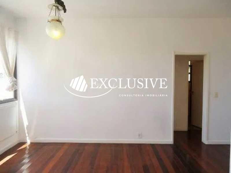 7 - Apartamento à venda Rua General Rabelo,Gávea, Rio de Janeiro - R$ 1.200.000 - SL21097 - 6