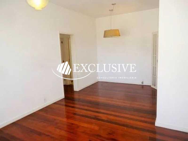 8 - Apartamento à venda Rua General Rabelo,Gávea, Rio de Janeiro - R$ 1.200.000 - SL21097 - 7