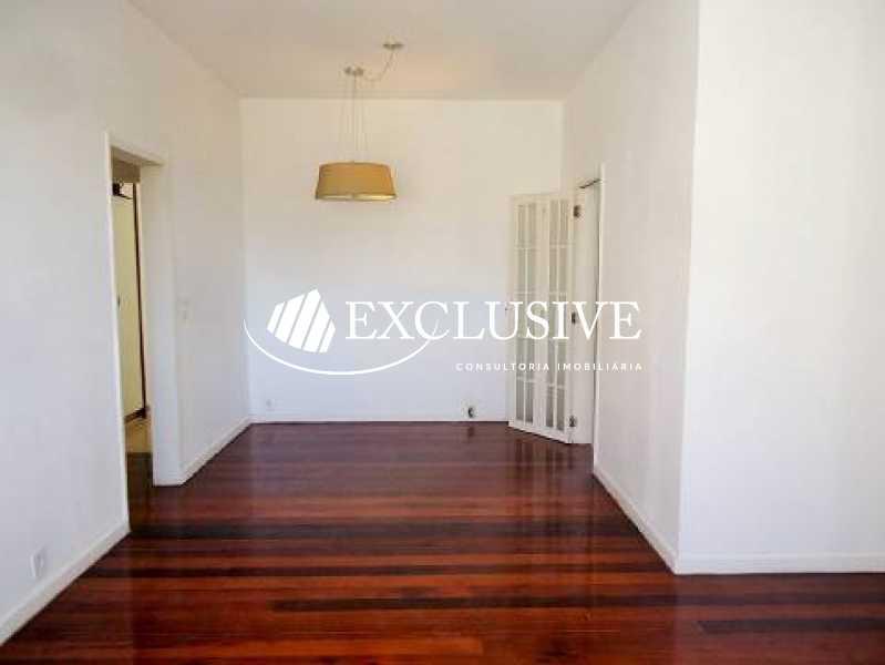 9 - Apartamento à venda Rua General Rabelo,Gávea, Rio de Janeiro - R$ 1.200.000 - SL21097 - 8