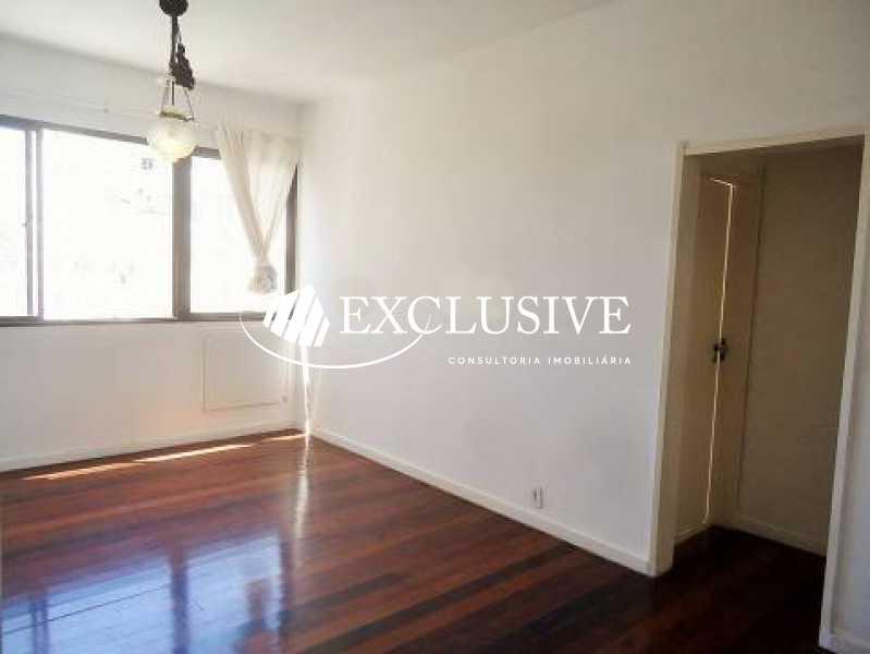13 - Apartamento à venda Rua General Rabelo,Gávea, Rio de Janeiro - R$ 1.200.000 - SL21097 - 11