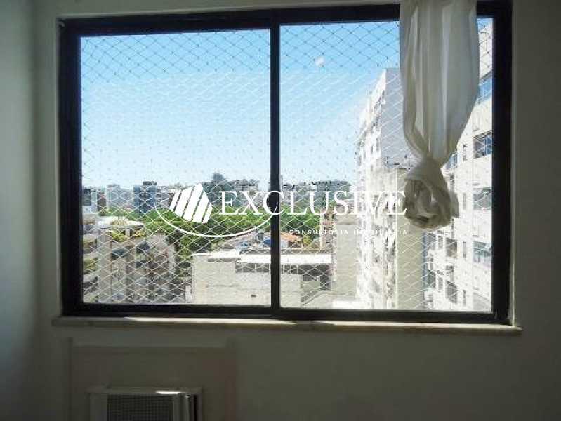 18 - Apartamento à venda Rua General Rabelo,Gávea, Rio de Janeiro - R$ 1.200.000 - SL21097 - 15