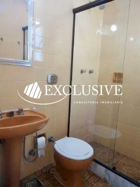 21 - Apartamento à venda Rua General Rabelo,Gávea, Rio de Janeiro - R$ 1.200.000 - SL21097 - 18