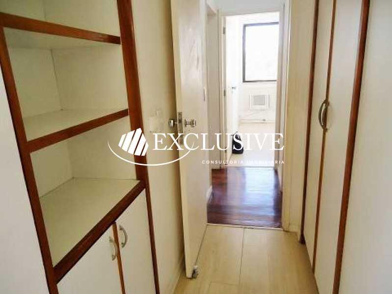 22 - Apartamento à venda Rua General Rabelo,Gávea, Rio de Janeiro - R$ 1.200.000 - SL21097 - 19