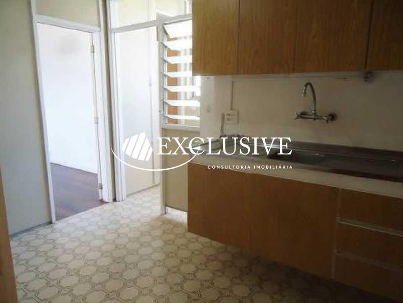 26 - Apartamento à venda Rua General Rabelo,Gávea, Rio de Janeiro - R$ 1.200.000 - SL21097 - 25