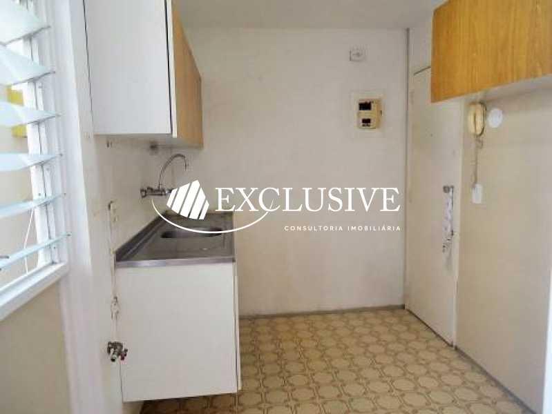 28 - Apartamento à venda Rua General Rabelo,Gávea, Rio de Janeiro - R$ 1.200.000 - SL21097 - 24