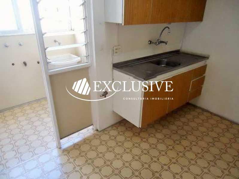 29 - Apartamento à venda Rua General Rabelo,Gávea, Rio de Janeiro - R$ 1.200.000 - SL21097 - 23