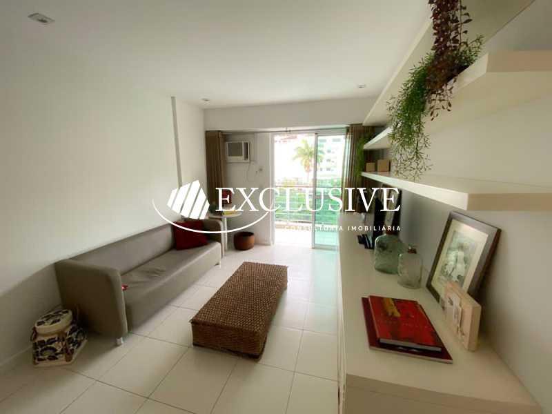 62efda58-7bc8-4755-a8cc-0006c0 - Apartamento 1 quarto para venda e aluguel Jardim Botânico, Rio de Janeiro - R$ 970.000 - SL1751 - 1