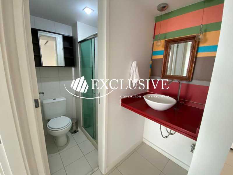 9. - Apartamento 1 quarto para venda e aluguel Jardim Botânico, Rio de Janeiro - R$ 970.000 - SL1751 - 20