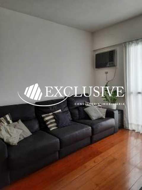 2 - Apartamento à venda Rua Pio Correia,Jardim Botânico, Rio de Janeiro - R$ 1.190.000 - SL21105 - 3