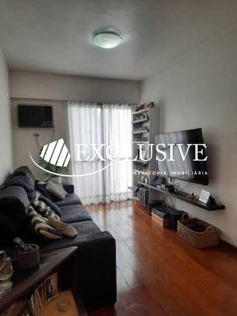 3 - Apartamento à venda Rua Pio Correia,Jardim Botânico, Rio de Janeiro - R$ 1.190.000 - SL21105 - 4