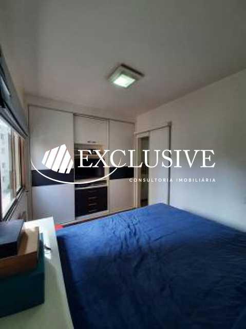 4 - Apartamento à venda Rua Pio Correia,Jardim Botânico, Rio de Janeiro - R$ 1.190.000 - SL21105 - 5