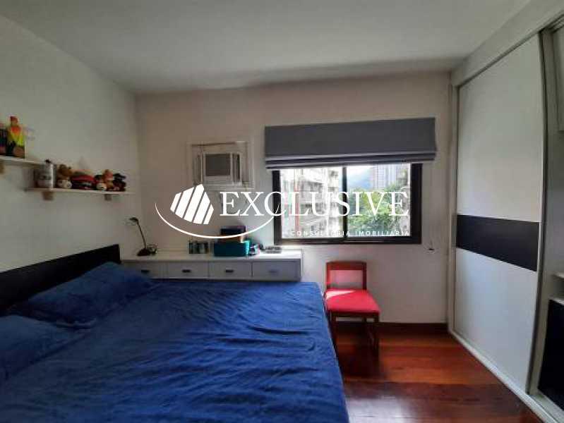 5 - Apartamento à venda Rua Pio Correia,Jardim Botânico, Rio de Janeiro - R$ 1.190.000 - SL21105 - 6