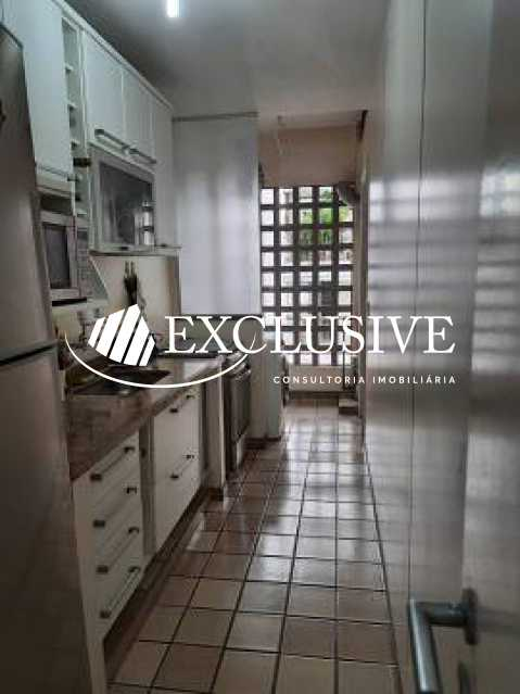 9 - Apartamento à venda Rua Pio Correia,Jardim Botânico, Rio de Janeiro - R$ 1.190.000 - SL21105 - 10