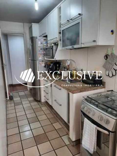 10 - Apartamento à venda Rua Pio Correia,Jardim Botânico, Rio de Janeiro - R$ 1.190.000 - SL21105 - 11