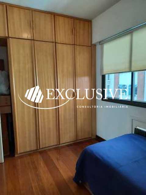 13 - Apartamento à venda Rua Pio Correia,Jardim Botânico, Rio de Janeiro - R$ 1.190.000 - SL21105 - 14