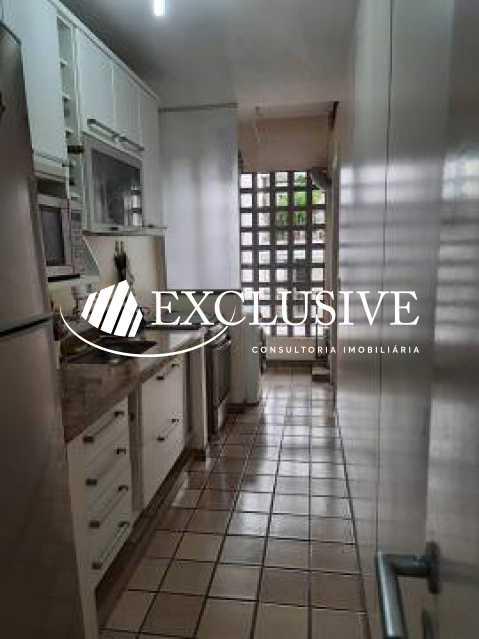 9 - Apartamento à venda Rua Pio Correia,Jardim Botânico, Rio de Janeiro - R$ 1.190.000 - SL21105 - 20