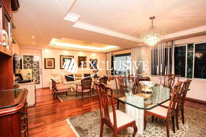 IMG_3497 - Apartamento para venda e aluguel Rua Cupertino Durão,Leblon, Rio de Janeiro - R$ 4.400.000 - SL3952 - 4
