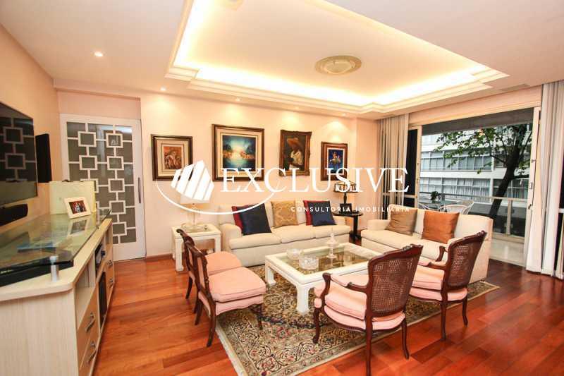 IMG_3499 - Apartamento para venda e aluguel Rua Cupertino Durão,Leblon, Rio de Janeiro - R$ 4.400.000 - SL3952 - 7
