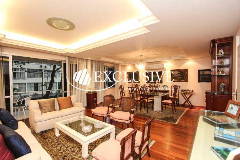 IMG_3500 - Apartamento para venda e aluguel Rua Cupertino Durão,Leblon, Rio de Janeiro - R$ 4.400.000 - SL3952 - 9