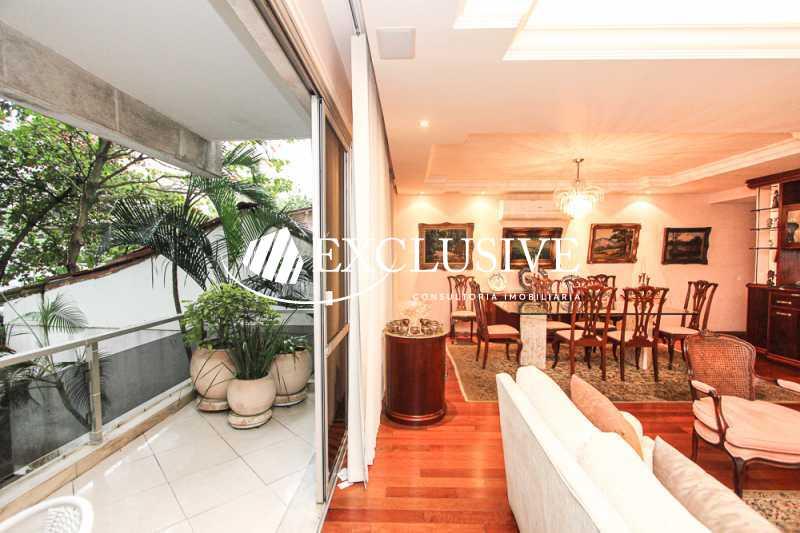 IMG_3502 - Apartamento para venda e aluguel Rua Cupertino Durão,Leblon, Rio de Janeiro - R$ 4.400.000 - SL3952 - 5