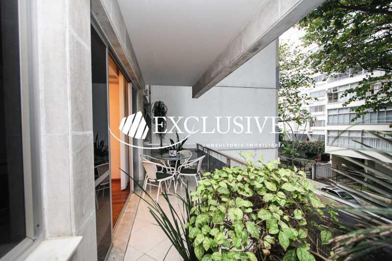 IMG_3504 - Apartamento para venda e aluguel Rua Cupertino Durão,Leblon, Rio de Janeiro - R$ 4.400.000 - SL3952 - 8