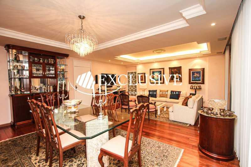 IMG_3505 - Apartamento para venda e aluguel Rua Cupertino Durão,Leblon, Rio de Janeiro - R$ 4.400.000 - SL3952 - 13