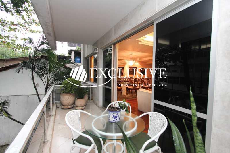 IMG_3507 - Apartamento para venda e aluguel Rua Cupertino Durão,Leblon, Rio de Janeiro - R$ 4.400.000 - SL3952 - 11