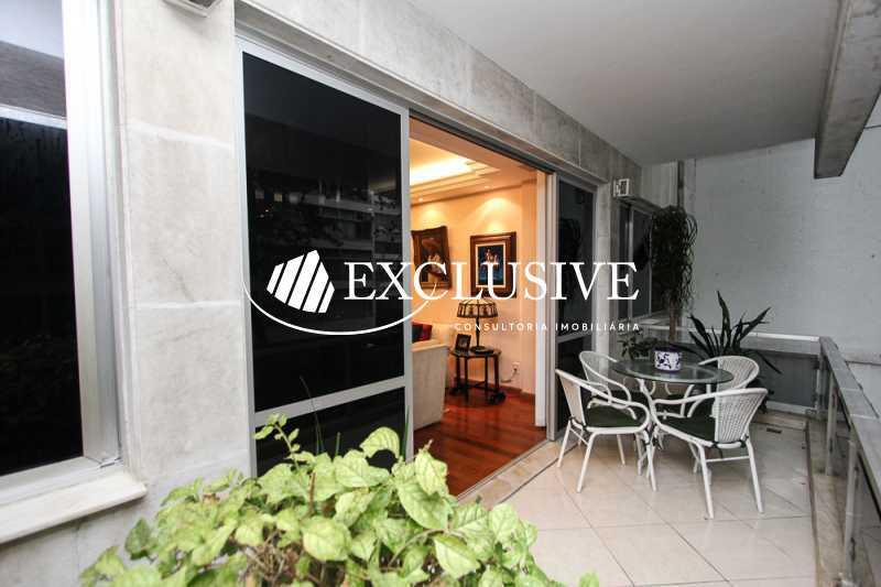 IMG_3508 - Apartamento para venda e aluguel Rua Cupertino Durão,Leblon, Rio de Janeiro - R$ 4.400.000 - SL3952 - 1
